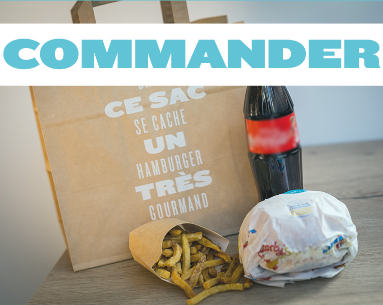 Commander à emporter ou en livraison notre restaurant de burger Liberty's Burger
